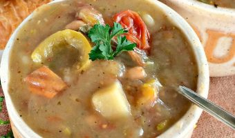 Ham and Vegetable Stew