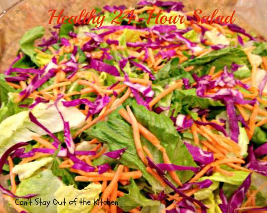 Healthy 24-Hour Salad - IMG_6991