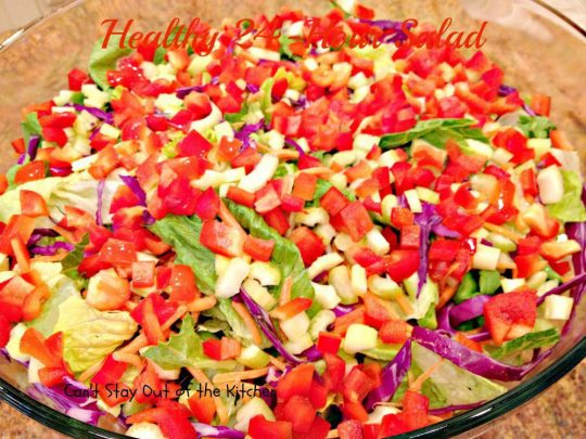 Healthy 24-Hour Salad - IMG_6993