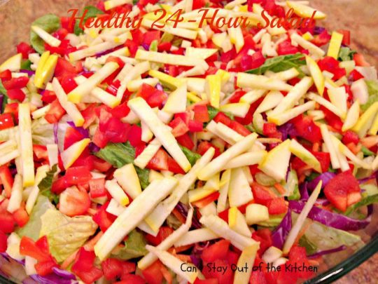 Healthy 24-Hour Salad - IMG_6994