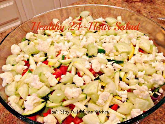 Healthy 24-Hour Salad - IMG_6997