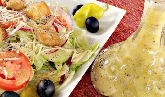 Healthy Olive Garden Salad Copycat Dressings