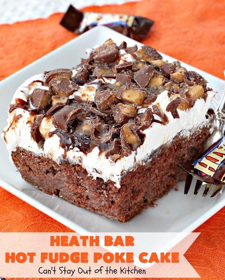Heath Bar Cake Recipes Sweetened Condensed Milk