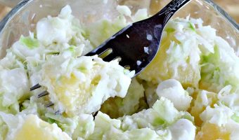 Heavenly Cole Slaw