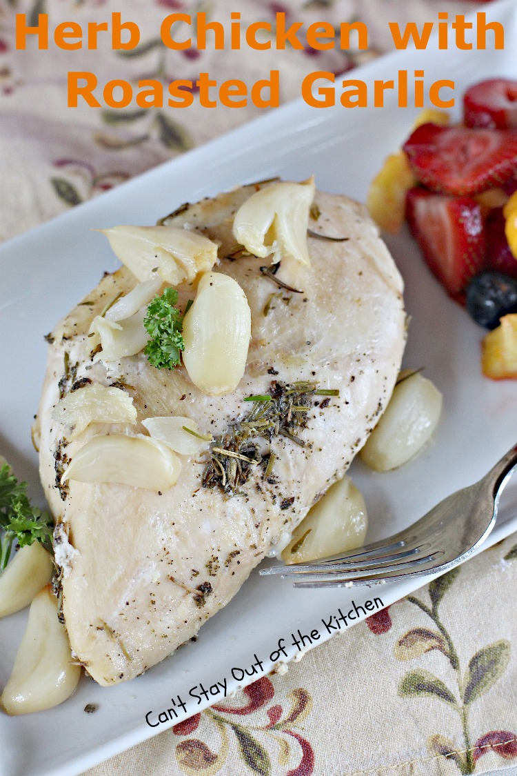 Chicken With Creamy Leek Sauce Can T Stay Out Of The Kitchen