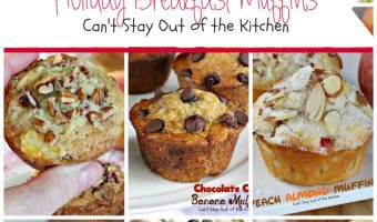 Holiday Breakfast Muffins