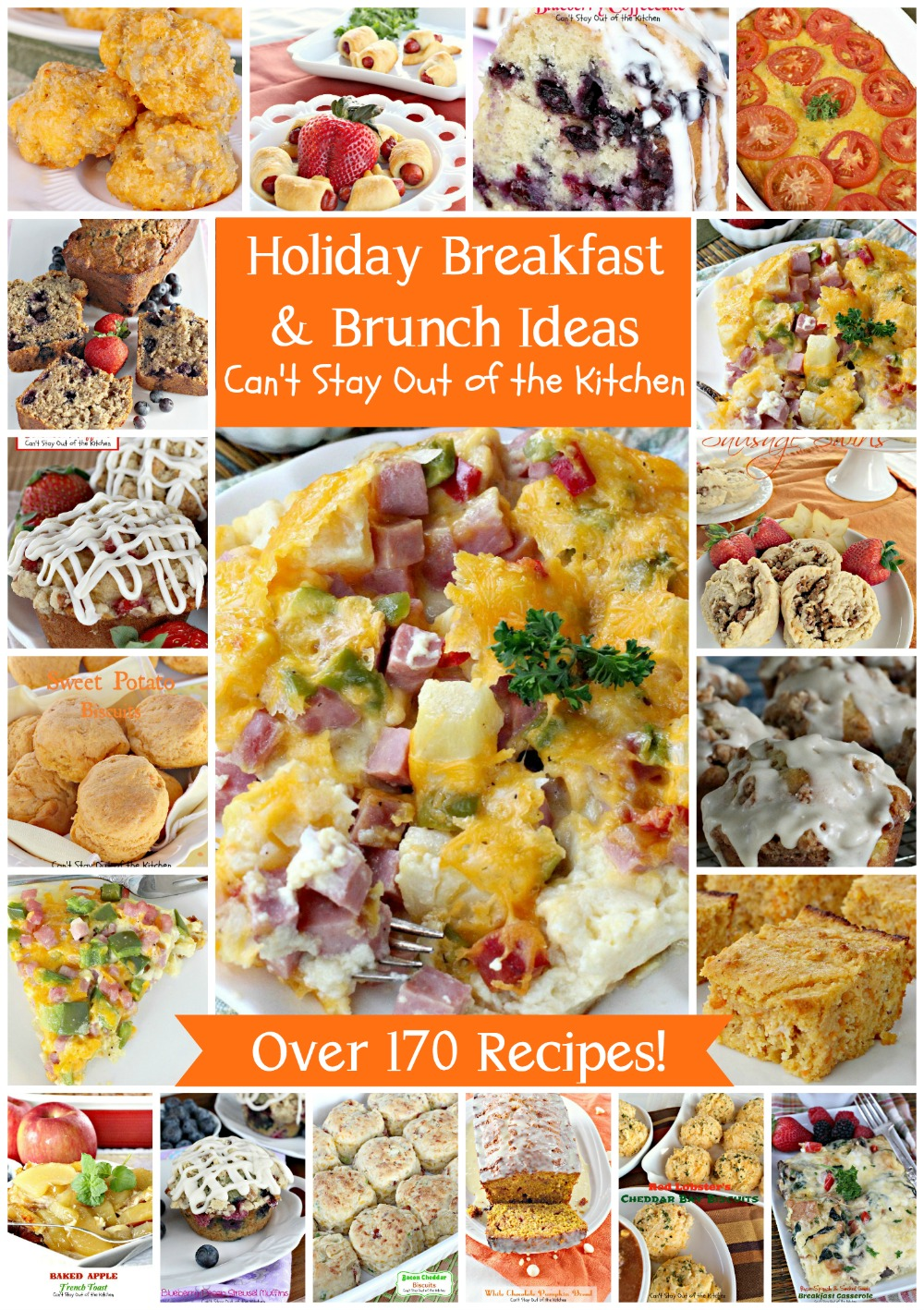 Holiday Breakfast and Brunch Ideas