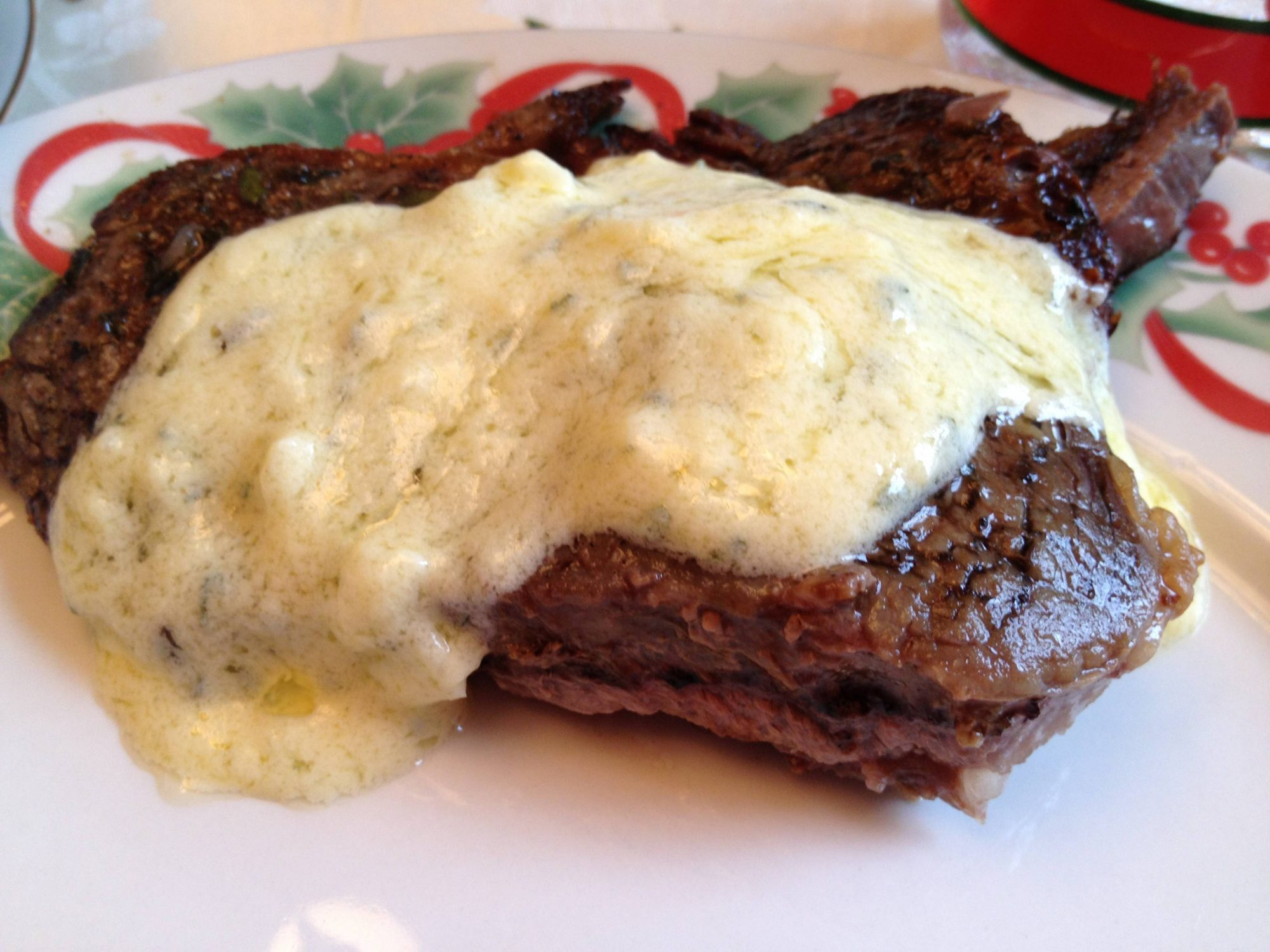 Bearnaise Sauce for Prime Rib Roast