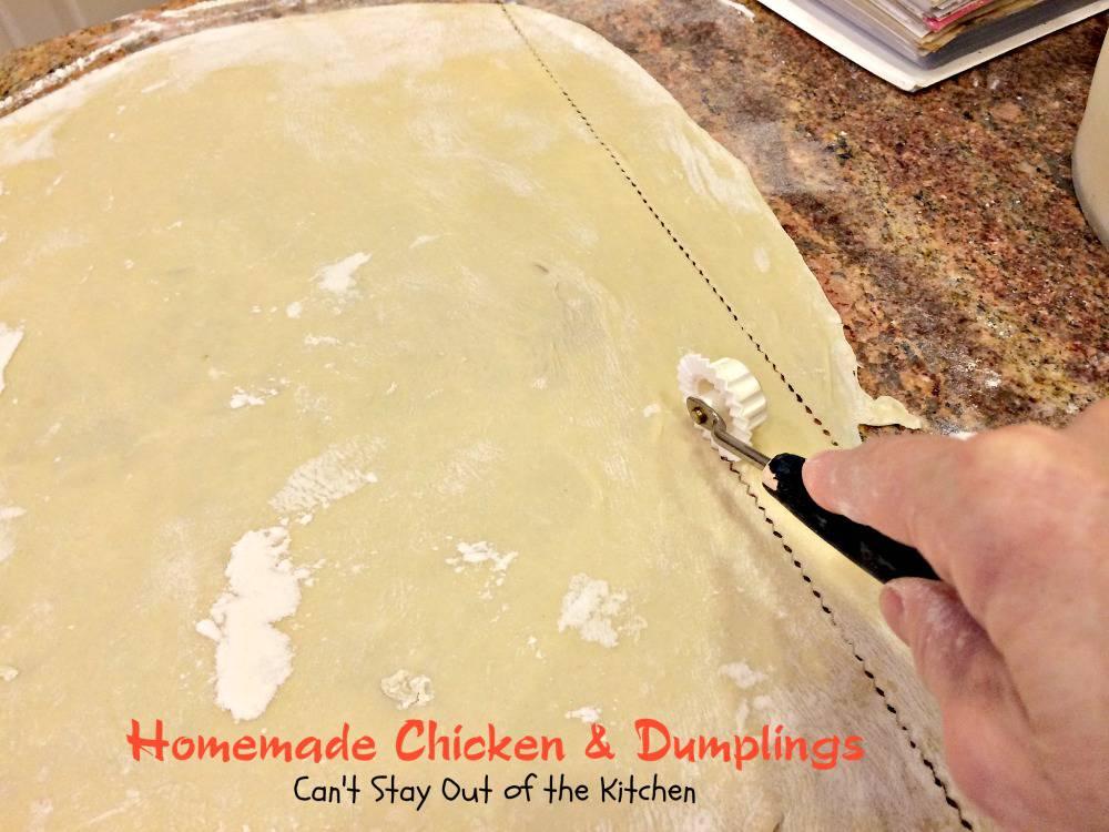 how to make homemade dumplings from scratch