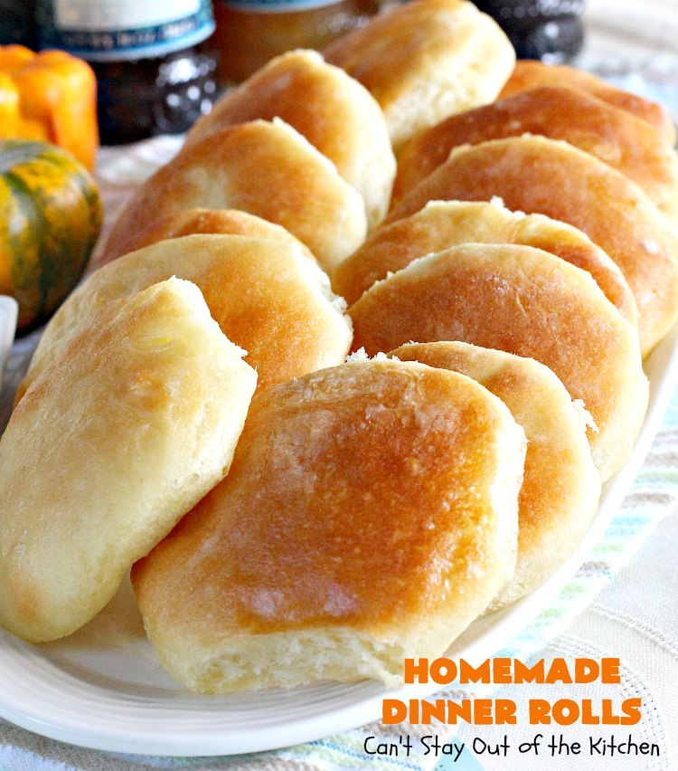 Homemade Dinner Rolls Can T Stay Out Of The Kitchen