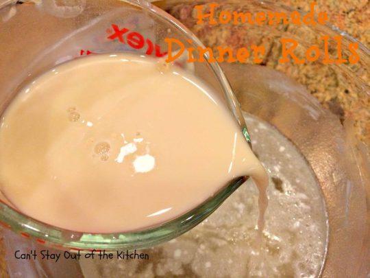 Homemade Dinner Rolls - IMG_8891