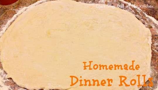 Homemade Dinner Rolls - IMG_9074