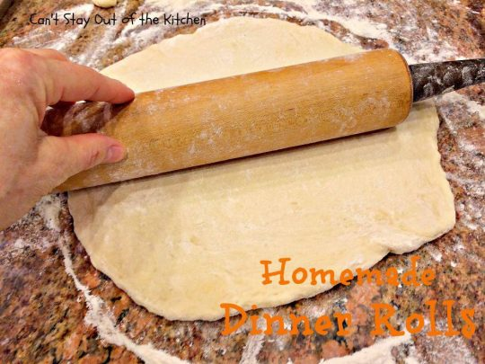 Homemade Dinner Rolls - IMG_9076