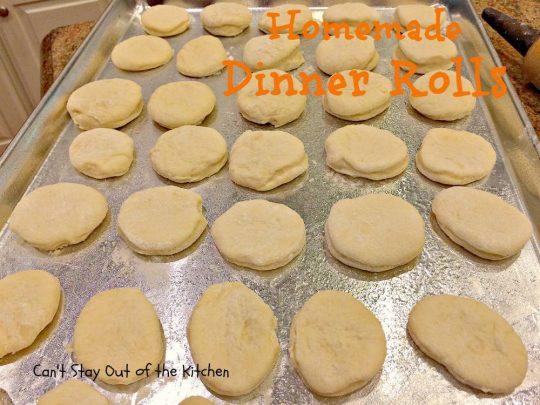 Homemade Dinner Rolls - IMG_9077