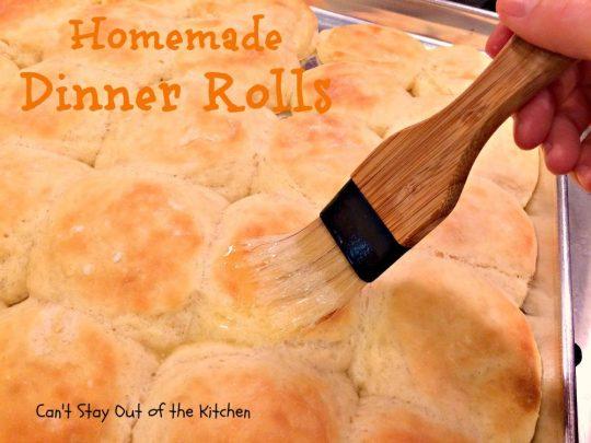 Homemade Dinner Rolls - IMG_9093