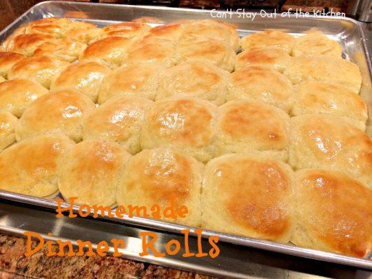 Homemade Dinner Rolls - IMG_9094