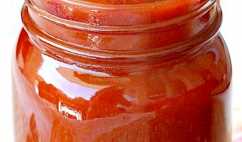 Homemade Kansas City Style BBQ Sauce