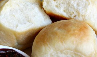 Homemade Rolls or Bread