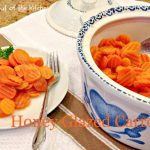 Honey Glazed Carrots - Recipe Pix 26 509