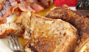 Honey Walnut French Toast