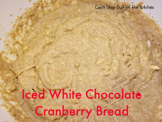 Iced White Chocolate Cranberry Bread - IMG_8450.jpg