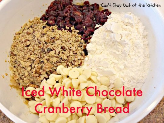 Iced White Chocolate Cranberry Bread - IMG_8451.jpg