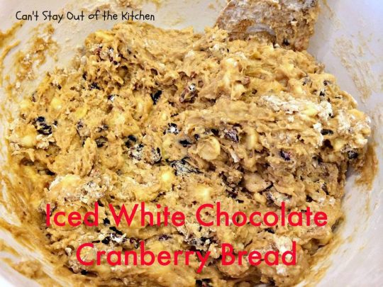 Iced White Chocolate Cranberry Bread - IMG_8452.jpg