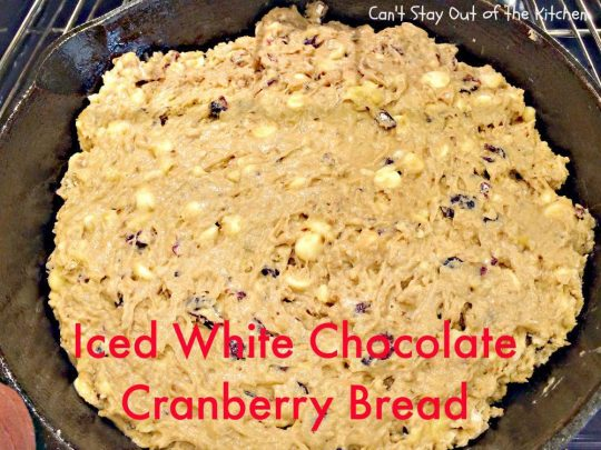 Iced White Chocolate Cranberry Bread - IMG_8453.jpg
