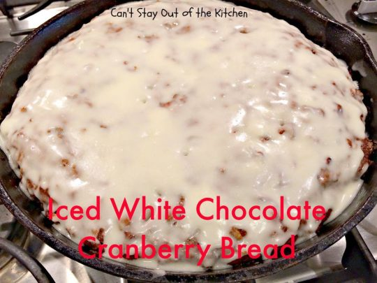 Iced White Chocolate Cranberry Bread - IMG_8540.jpg