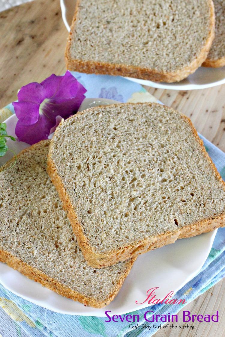 7 grain bread machine recipe