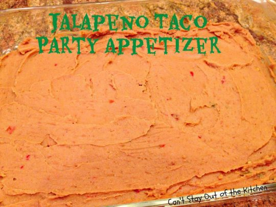 Jalapeno Taco Party Appetizer - IMG_2580