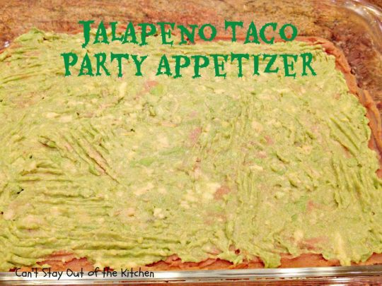 Jalapeno Taco Party Appetizer - IMG_2584