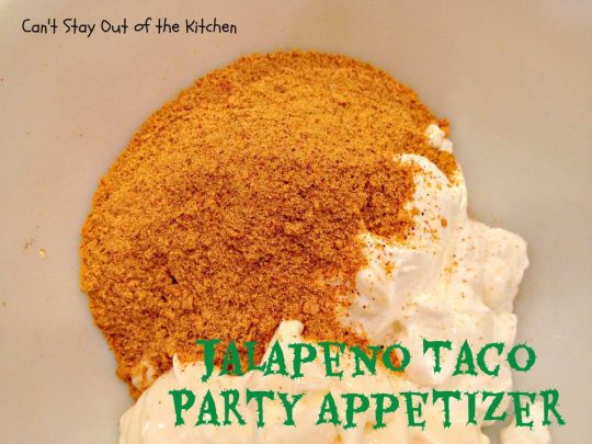 Jalapeno Taco Party Appetizer - IMG_2587