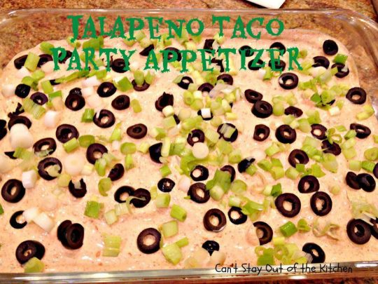 Jalapeno Taco Party Appetizer - IMG_2591