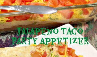 Jalapeno Taco Party Appetizer