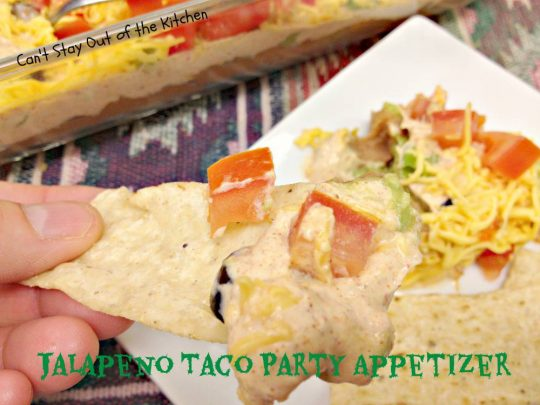 Jalapeno Taco Party Appetizer - IMG_2910