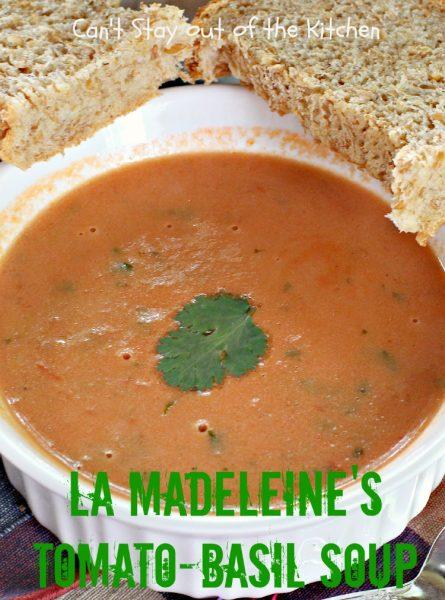 La Madeleine's Tomato-Basil Soup - IMG_2149.jpg
