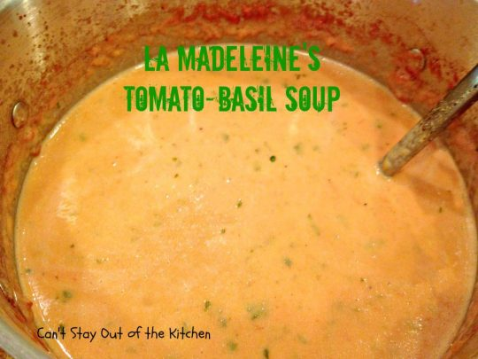 La Madeleine's Tomato-Basil Soup - IMG_5807.jpg