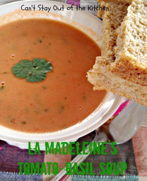 La Madeleine's Tomato-Basil Soup - IMG_5849.jpg