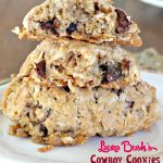 Laura Bush's Cowboy Cookies | Can't Stay Out of the Kitchen