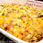 Loaded Bacon Ranch Potato Bake - IMG_2142