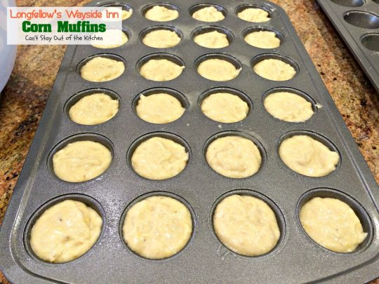 Longfellow's Wayside Inn Corn Muffins | Can't Stay Out of the Kitchen | these scrumptious #cornmuffins are some of the BEST you'll ever eat! #muffin #breakfast