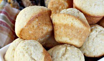 Longfellow's Wayside Inn Corn Muffins