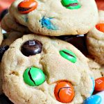 M&M Party Cookies   Can't Stay Out of the Kitchen