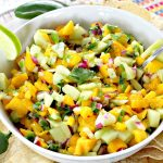 Mango Salsa | Can't Stay Out of the Kitchen