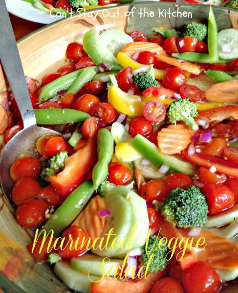 Marinated Veggie Salad - IMG_0455