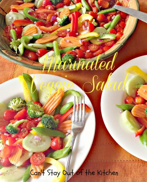 Marinated Veggie Salad - IMG_0459