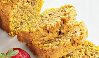 Melt-In-Your-Mouth Pumpkin Bread