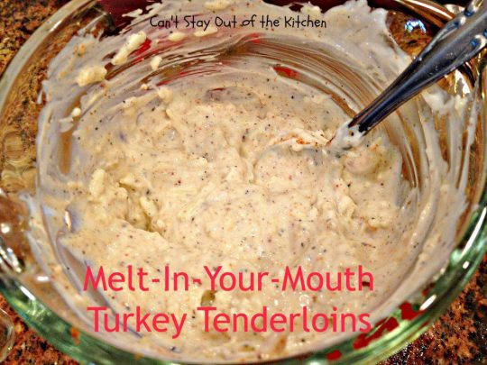 Melt-In-Your-Mouth Turkey Tenderloins - IMG_6607