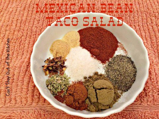 Mexican Bean Taco Salad - IMG_5462.jpg